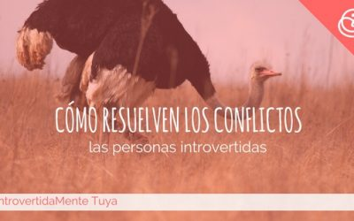 Resolución de conflictos para introvertidas